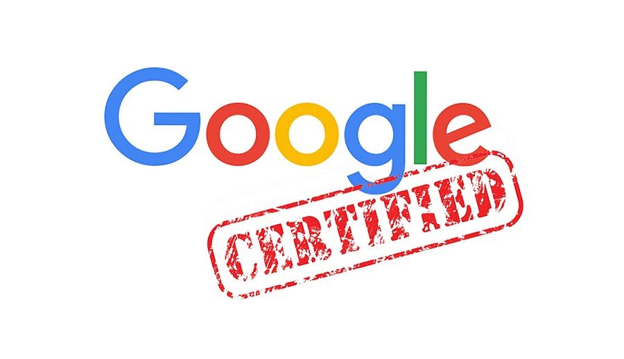 Google certification 1